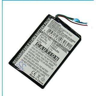 CS Akku Batterie 1100 mAh für Magellan Maestro 3100 T0052 Maestro 3000 Maestro 3200 Maestro 3210 Maestro 3220 Maestro 3225 Maestro 3250