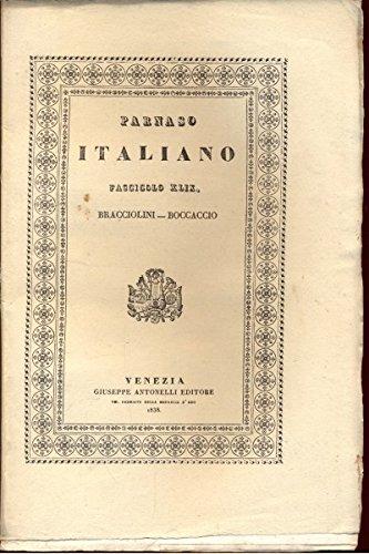 Parnaso Italiano Fascicolo XLIX