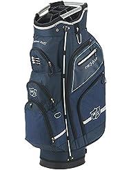 Wilson Staff Nexus Sac de golf III blusi Bleu/argenté