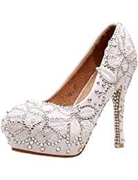 Damen Peep Toes, Schwarz - schwarz - Größe: 36.5 Minitoo