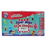 Science4you-Super Mega Kit de Ciencias 8 En 1 (Chica) Juguete científico y Educativo Stem (605282)