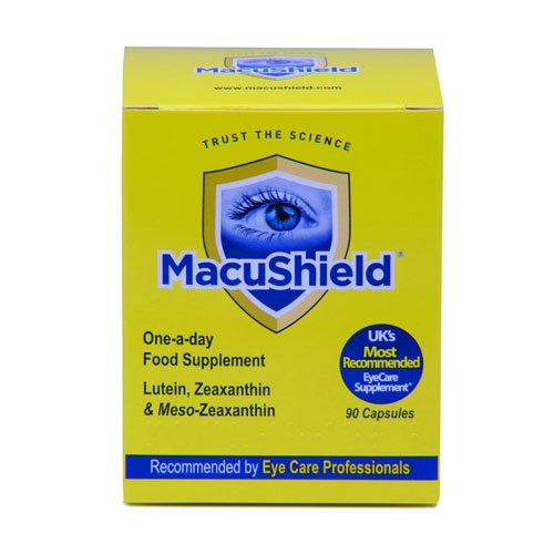 Macushield Capsules - (Pack of 90) Test