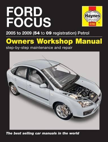 ford-focus-petrol-05-11-haynes-repair-manual-haynes-service-and-repair-manuals