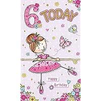 6 Today - Birthday Card