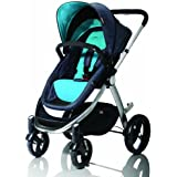 Mountain Buggy Cosmopolitan Strollers, Turquoise by Mountain Buggy