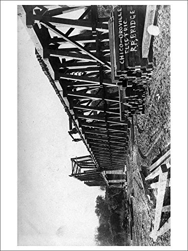 Chico, California View Of The Chico Oroville Bridge Under Construction (Playing Card Deck 52 Card Poker Size With Jokers)