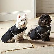 Bunty Dog Sherpa Fleece Raincoat - Small