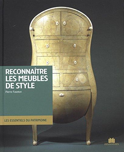 Reconnaître les meubles de style