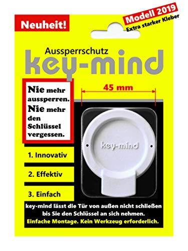 Preisvergleich Produktbild key-mind, Aussperrschutz, Aussperrsicherung, Neuheit, Geschenkidee