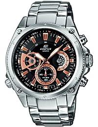 b06c5aa87172 CASIO EF-536D-1AVEF Edifice - Reloj de cuarzo con correa de acero inoxidable