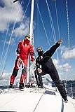 Ocean Pro+ Regenjacke Allwetterjacke Skijacke Offshorejacke Winterjacke Unisex