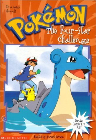 The Four-star Challenge (Pokemon Chapter Book) by Howard Dewin (20-Oct-2000) Paperback