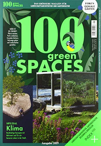100 green SPACES -