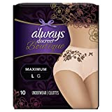 Always Adult Diapers Review and Comparison