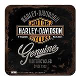 Nostalgic-Art 46101 Harley-Davidson - Genuine