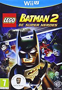 LEGO Batman 2: DC Super Heroes (Nintendo Wii U)