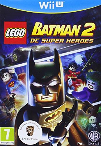 LEGO Batman 2: DC Super Heroes (Nintendo Wii U) [UK IMPORT] (Batman-videospiel Wii U)