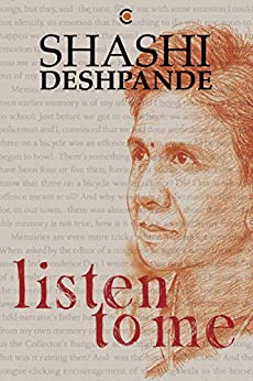 Listen to Me by [Deshpande, Shashi]