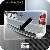 RGM Protection de seuil de Chargement pour Volkswagen VW T6 VI avec Portes battantes arrière Caravelle et Multivan et Transporter à partir de 04.2015-Surface de l'article nervurée RBP875