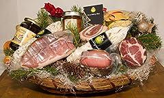 Idea Regalo - Cesti Natalizi il Natale in Toscana 1 - Salumificio Artigianale Gombitelli - Cesti Natalizi Collezione 2017