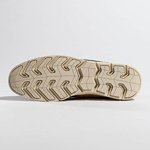 Djinns Uomo Scarpe/Sneaker Mid Lau Nero