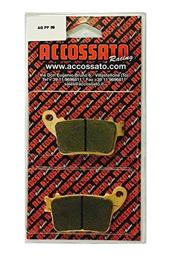 Accossato Bremsbelag agpp39st, Honda > CBR 600FB/FC, 600(2011-2013)