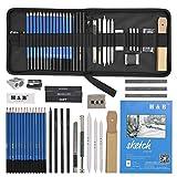 Produktbeschreibung:-Bleistift höchster Qualität zum Schreiben, Zeichnen und Skizzieren. -Ideal geeignet für Zeichnungen im Bereich Industrie-Design oder feinste Detailzeichnungen. -Einschließt alle notwendigen Werkzeuge für Skizze und Zeichnung, z.B...