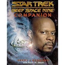 Deep Space Nine Companion (Star Trek: Deep Space Nine) by Terry J. Erdmann (4-Sep-2000) Paperback