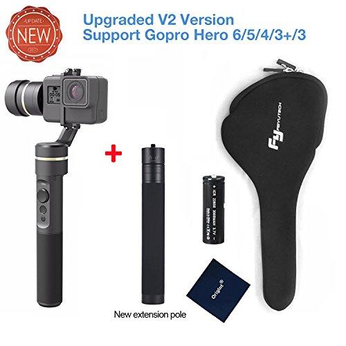 Feiyu G5 (Version V2 à jour) 3 axes de cardan poche Action caméra...