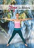 Yoga in Bildern (Tischkalender 2017 DIN A5 hoch): Yogastellungen isoliert auf Weiß mit Schatten (Monatskalender, 14 Seiten ) (CALVENDO Gesundheit)