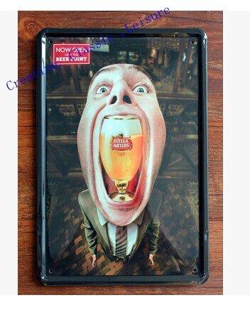 funny-euro-tin-sign-signe-de-biere-stella-artois-metal-wall-art-posterbar-enseigne-de-pub-decoration
