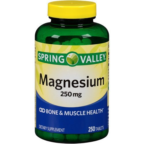 spring-valley-magnesium-bone-muscle-health-250-mg-250-tb-by-spring-valley