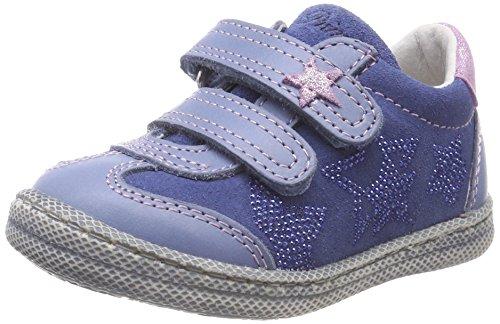 Primigi Mädchen PTF 14325 Hohe Sneaker, Blau Bluette 11, 24 EU