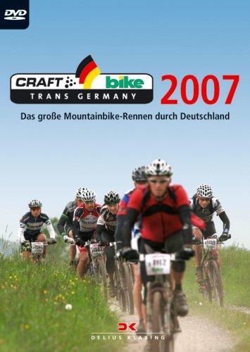 Craft Bike Trans Germany 2007, 1 DVD