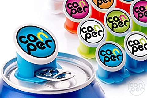 Peut Bouchons pour hygiénique potable de boisson peut–Potable Couvercle avec