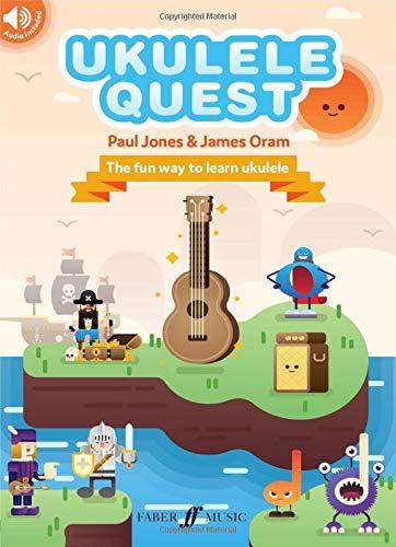 Ukulele Quest por Paul Jones