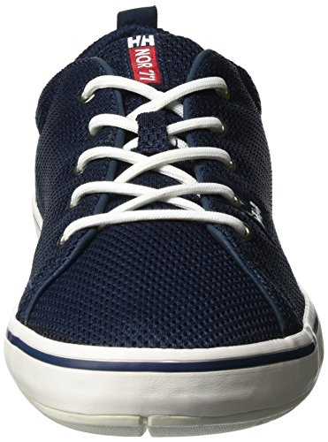 Helly Hansen Scurry 2, Chaussures de Voile Homme Bleu (Navy/ White/ Red)