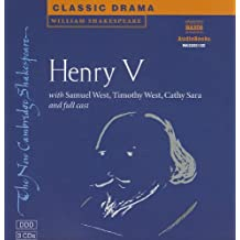 King Henry V CD Set (New Cambridge Shakespeare Audio)