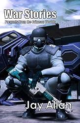 Crimson Worlds: War Stories: 3 Crimson Worlds Prequel Novellas (English Edition)