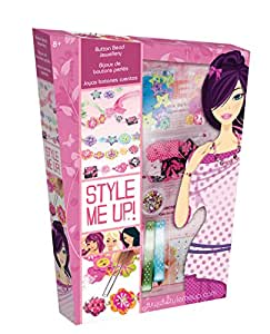 Style Me Up Button Bead Jewellery