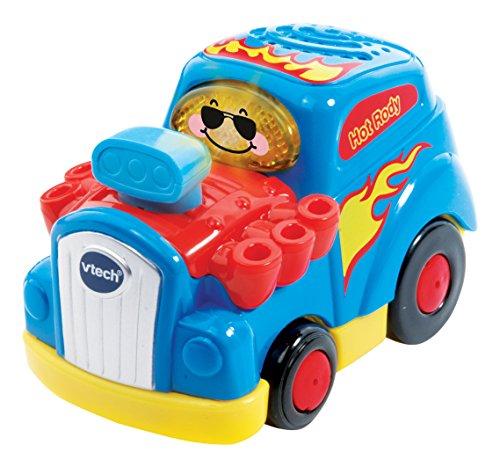 VTech Hot Rody vehículo de Juguete - Vehículos de Juguete, 1 año(s), 5 año(s), Niño, 90 g, Batería