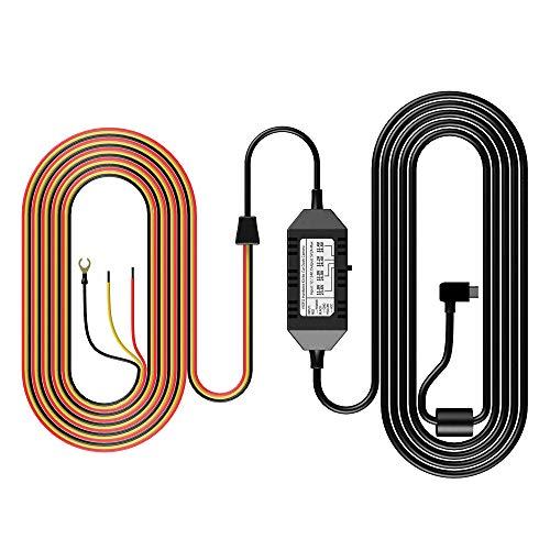 VIOFO HK3 3 Fils câble Dur détection ACC 4 mètres pour Mode Parking pour caméra embarquée A129/A119 V3