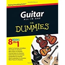 Guitar All-in-One For Dummies by Jon Chappell (2009) Paperback
