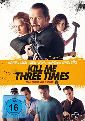 Kill Me Three Times - Man stirbt nur dreimal