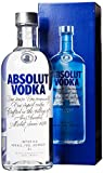 Absolut Vodka Original / Absolute Reinheit und einzigartiger Geschmack in ikonischer Apothekerflasche / Schwedischer Klassiker - ideal für...