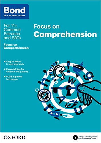Bond 11+: English: Focus on Comprehension: 9-11 years