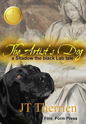 The Artist's Dog: A Shadow the Black Lab Tale (English Edition) (Artist Dog)