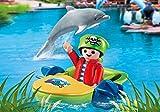 """PLAYMOBIL 9412 - FunPark Rico Charity-Figur für """"Ein Herz für Kinder"""""""