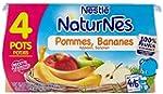 Nestl� B�b� Naturnes Pommes Bananes C...