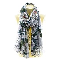 unisex 01017070 foulard styleBREAKER morbida stola a tinta unita con frange